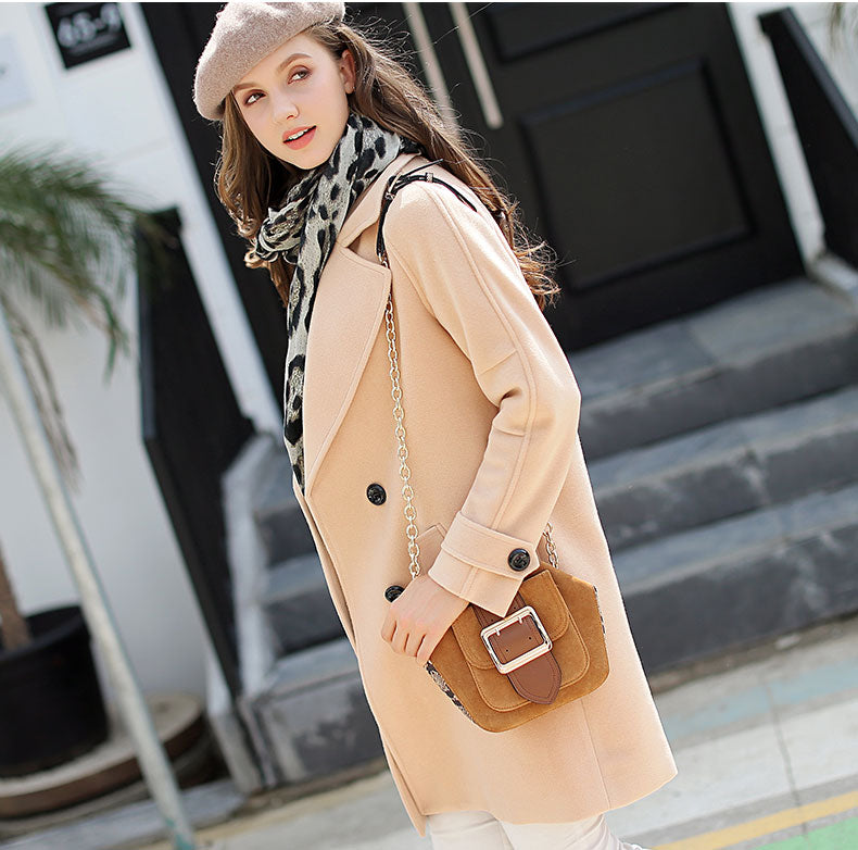 Medium Length Pea Coat