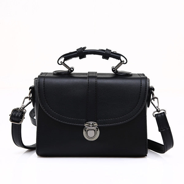 Best Seller! Faux Leather Crossbody Bag