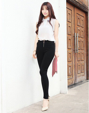 Cotton Leggings Pants