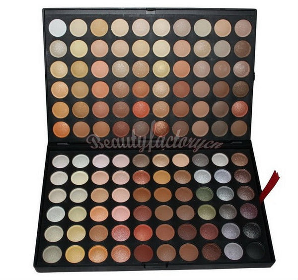 120 Eyeshadow Palette Set