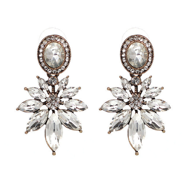 Best Selling! Crystal Vintage Earrings