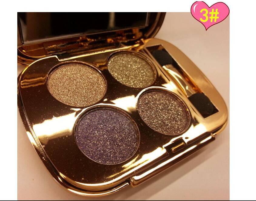 Metallic Eyeshadow