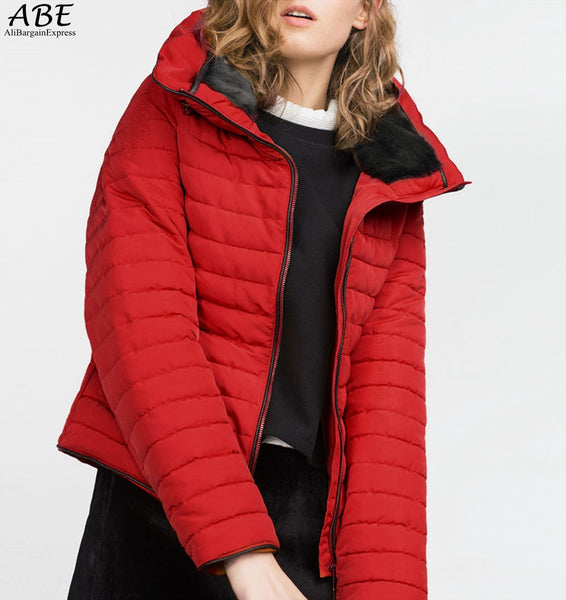 Quilted Padded Coat