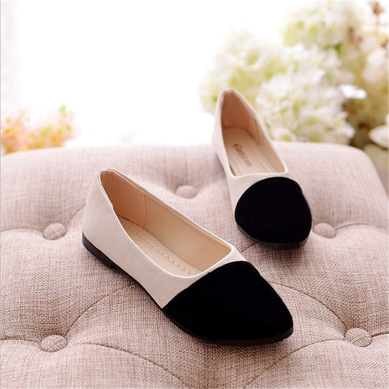 Two Tone Flats
