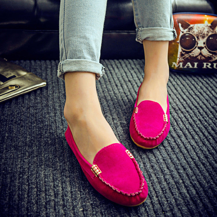 Colorful Flats