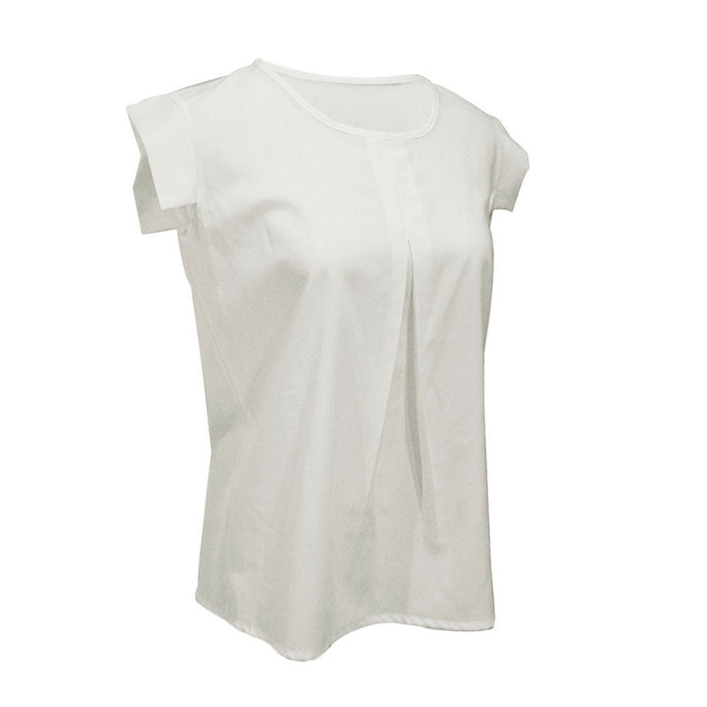 Scoop Neck Sleeveless Tee