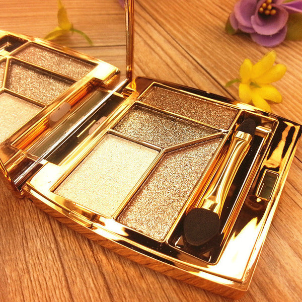 Metallic Eyeshadow Pallete