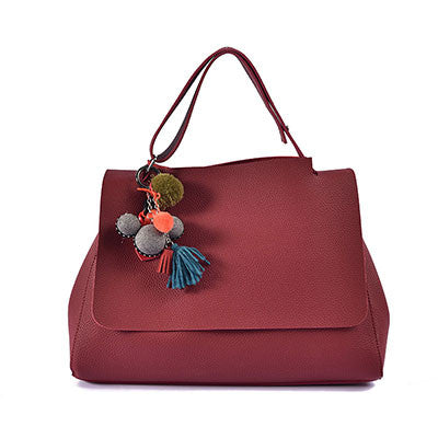 Big Tassel Handbag