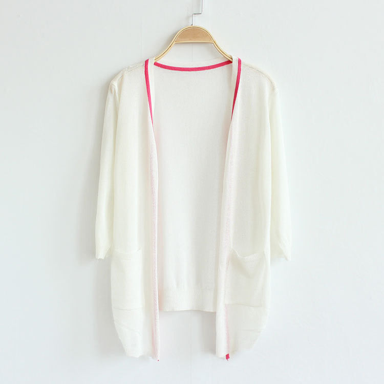 Quarter Basic Cardigan