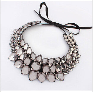 Stone Statement Necklace