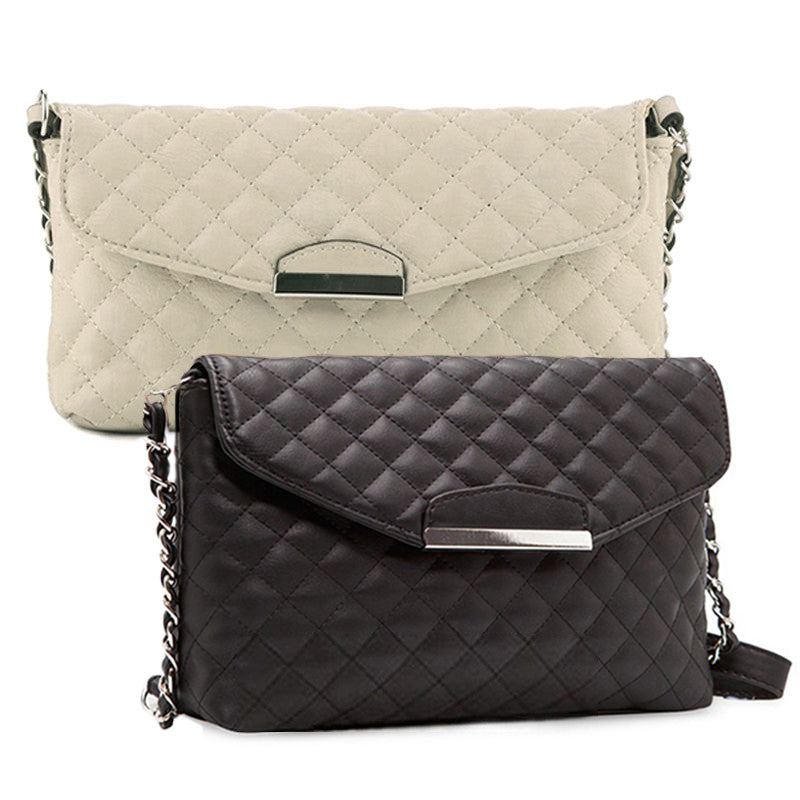 Crossbody Quilted Bag