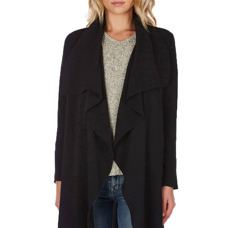 Casual Long Coat