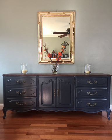 reclaimed wood elm o products buffet lacquer dresser west