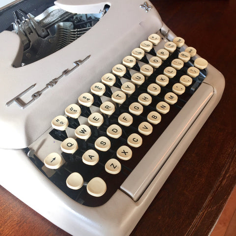 1950's Tower Typewriter
