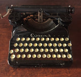 FREE SHIPPING! 1924 Corona Four Typewriter