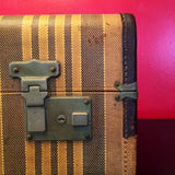 Antique/Vintage Travel Luggage Suitcase