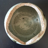 FREE SHIPPING! Vintage Handmade Pottery Ceramic Bowl Pot Jar