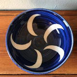 FREE SHIPPING - Set of Handmade Studio Pottery Serving Bowls