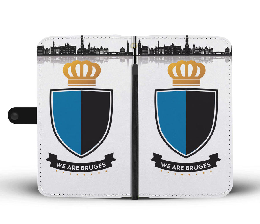 We Are Bruges Wallet Phone Case