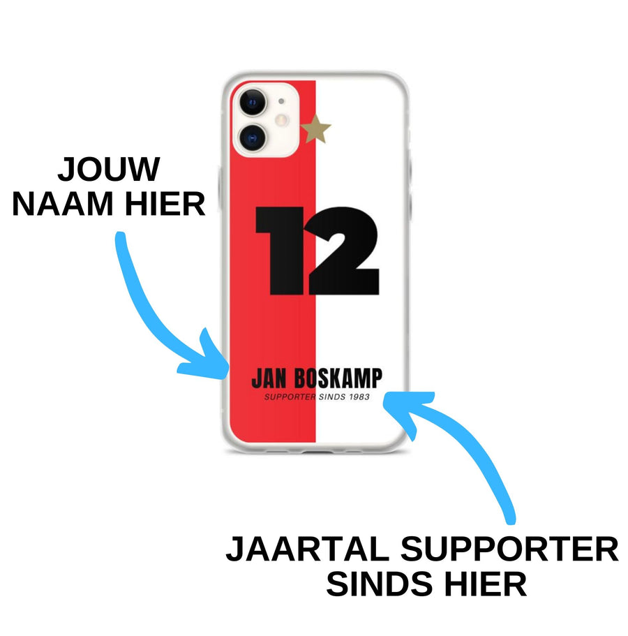Gepersonaliseerde Legioen iPhone Case