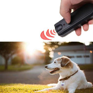 3 in 1 Ultrasonic Anti Barking Training Device For Dogs