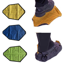 Shoe Cover AUTO-GRAB pair One Step Hands Free