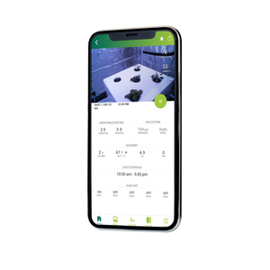 GrowOS mobile grow room controller software