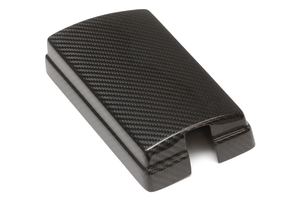 034 Carbon Fiber Fuse Box Cover - MQB MK7 / 8V / 8S
