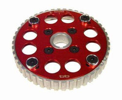 TT Lightweight Adjustable Cam Sprocket (8V | 75-99) Red