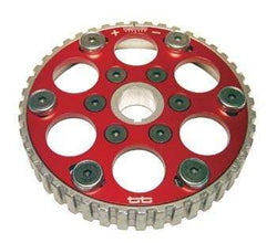 TT Adjustable Camshaft Sprocket (8V | 1975-early 1999 - Red) (NLA)