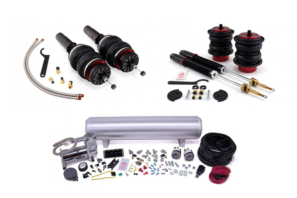 AirLift Performance Paddle Valves Kit - Audi B8 / B8.5