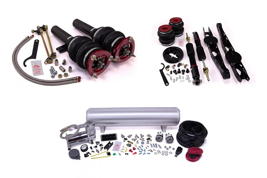 AirLift Performance Paddle Valves Kit - Audi / VW MQB
