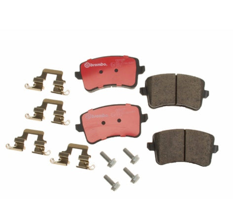 Audi OEM 8R SQ5 3.0T Rear Brake Pad Set
