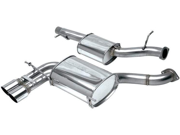 Neuspeed 70mm Stainless Cat-Back Exhaust - Audi 8P A3