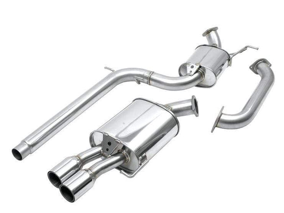 Neuspeed 70mm Stainless Cat-Back Exhaust - VW Mk5 Jetta