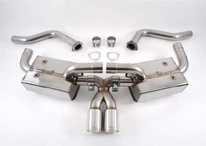 AWE Performance Muffler - 987 Boxster / Cayman ('05-'08)