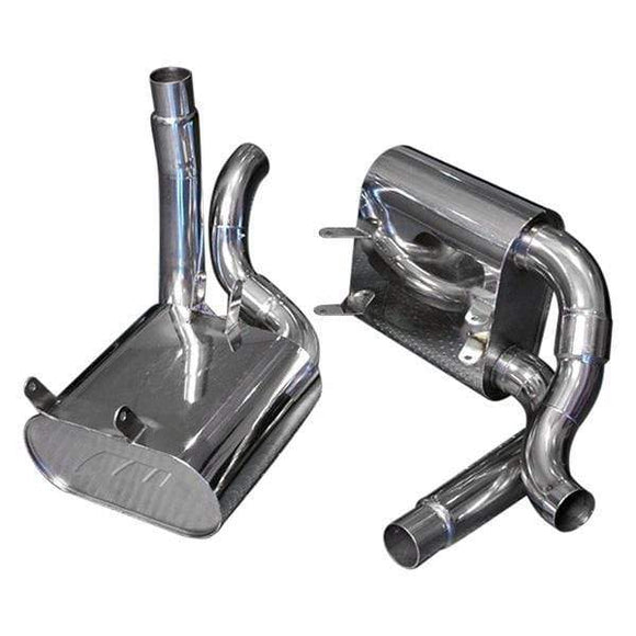 AWE Performance Mufflers - 997.1 Carerra (All)