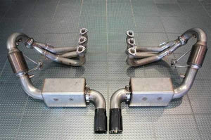 AWE Performance Exhaust System - 997 GT3/RS