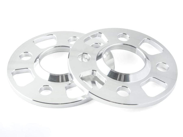 42 Draft Design 8mm Wheel Spacers (with Lip) | VW 4x100