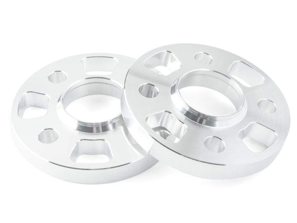 42 Draft Design 18mm Wheel Spacers (with Lip) | VW 4x100
