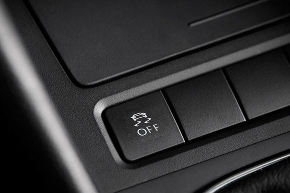Traction Control Button Kit (w/o Keyless) - MK6 Jetta