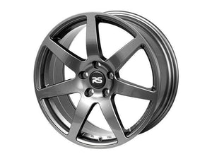 "Neuspeed RSe07 Light Weight Wheel 18"" (Graphite)"