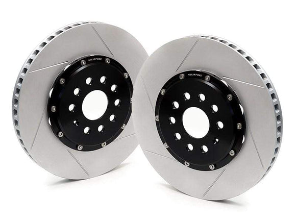 Neuspeed 340x30mm 2-Piece Brake Rotor Set - VW/Audi MQB