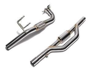 ARMYTRIX High-Flow Performance Race Downpipe | Secondary Downpipe Audi TT | TTS MK2 8J 07-14