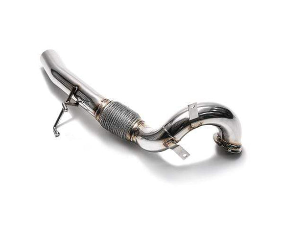 ARMYTRIX Sport Cat-Pipe with 200 CSPI Catalytic Converters | Secondary Downpipe Audi TT MK3 8S 2.0L TFSI 15+