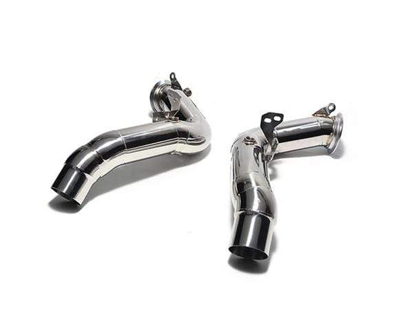 ARMYTRIX High-Flow Performance Race Downpipe BMW M5 | M6 F1x 12-17