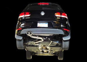 AWE Mk6 Golf TDI Touring Edition Exhaust