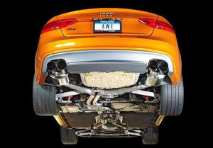 AWE B8 Audi S5 3.0T Touring Edition Exhaust