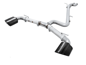 AWE Track Edition Exhaust - Audi 8V RS3 | 2.5T