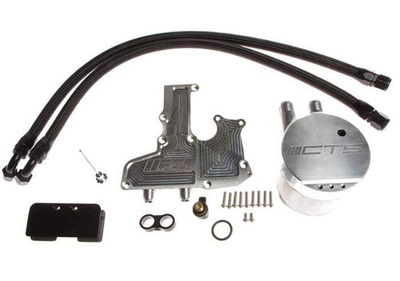 CTS Catch Can Kit | B8 Audi A4 2.0T TSI (2009-2012)